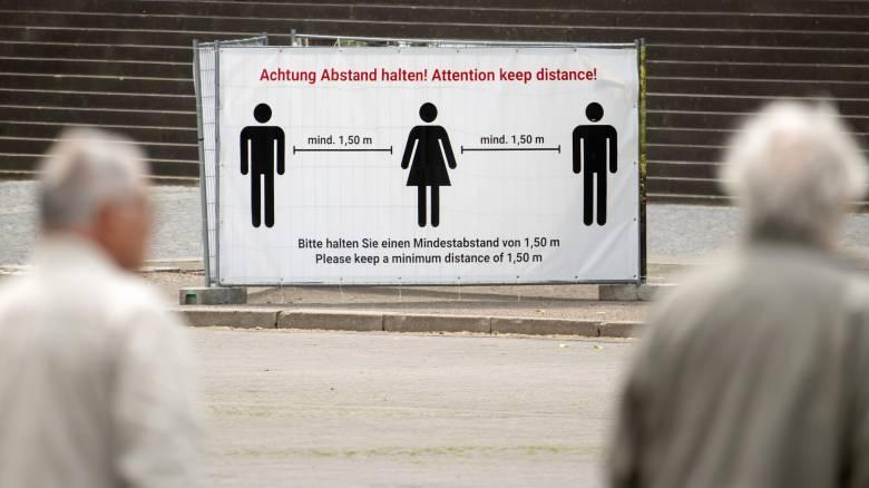 Κορωνοϊός: Βαρύτερος ο ημερήσιος απολογισμός των νεκρών στη Γερμανία