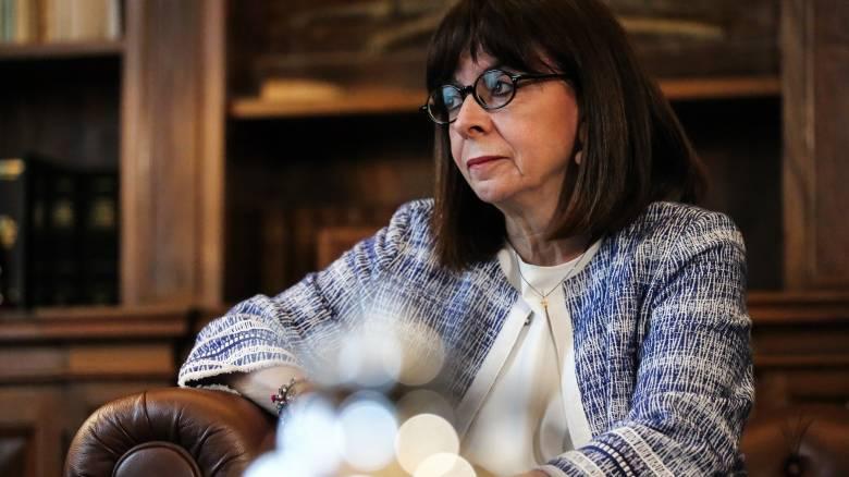 Επίσκεψη Κατερίνας Σακελλαροπούλου στη Ξάνθη - Το πρόγραμμα της ΠτΔ