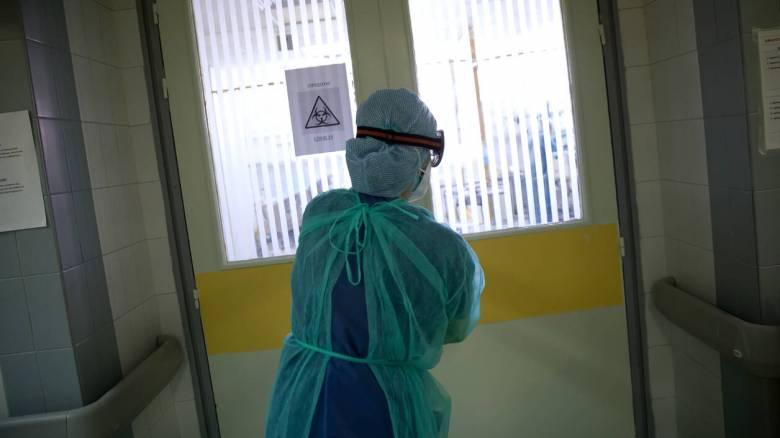 Κορωνοϊός: Δύο ασθενείς κατέληξαν τις τελευταίες ώρες