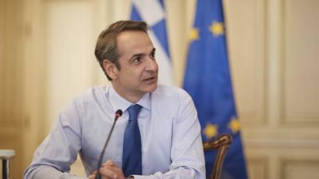 Μητσοτάκης: Τα 32 δισ. ευρώ απόδειξη της εμπιστοσύνης που δείχνει η ΕΕ στην Ελλάδα