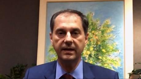 Χάρης Θεοχάρης στο CNNi: Στις 15 Ιουνίου αρχίσει η άρση περιορισμών στα εξωτερικά σύνορα