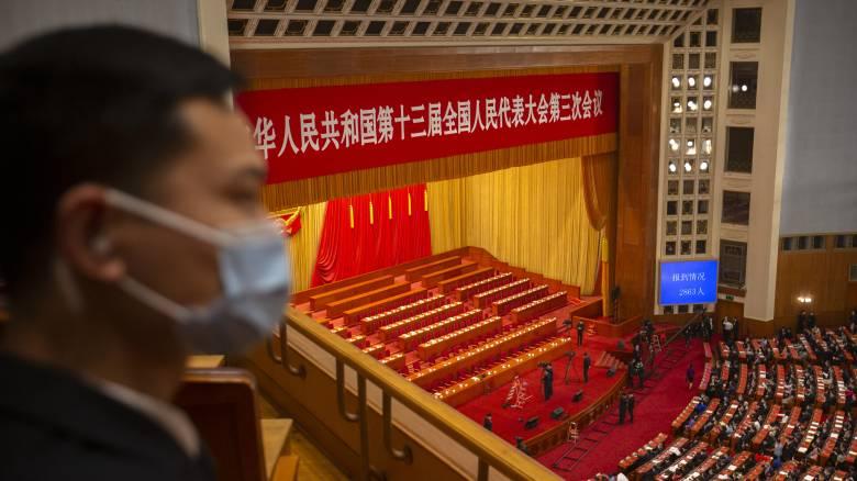 Η Κίνα εγκρίνει τον αμφιλεγόμενο νόμο για το Χονγκ Κονγκ