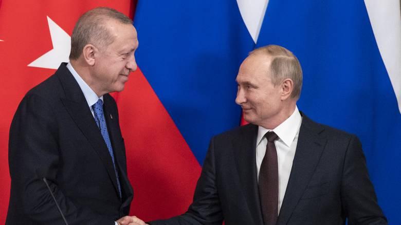 Λιβύη: Μόσχα και Άγκυρα ξαναμοιράζουν την τράπουλα