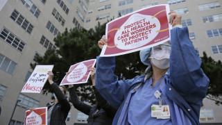 Κορωνοϊός - ΗΠΑ: Πώς ο Covid 19 οδηγεί σε χρεοκοπία τα νοσοκομεία στην Καλιφόρνια