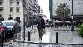Συνεχίζεται και την Παρασκευή ο άστατος καιρός με βροχές και καταιγίδες