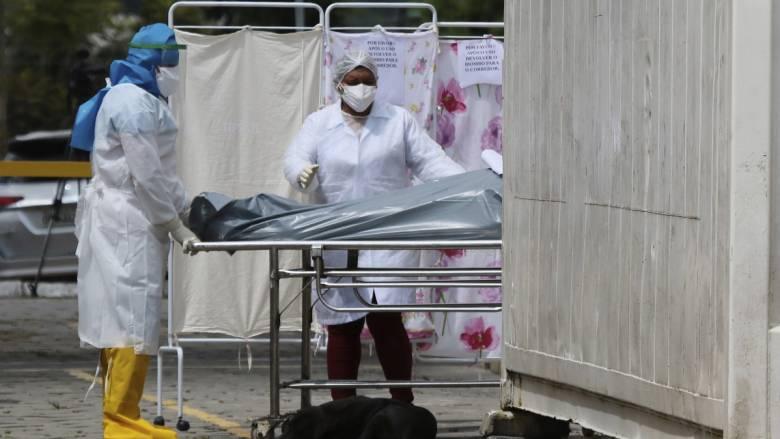 Κορωνοϊός στη Βραζιλία: Ρεκόρ με 26.417 νέα κρουσμάτα σε 24 ώρες - 1.156 νέοι θάνατοι