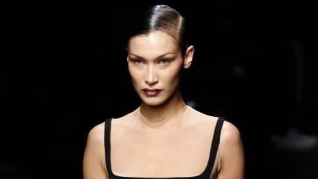 Μπέλα Χαντίντ: Το «ελληνικό» εξώφυλλο στη Vogue