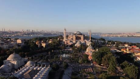 Άλωση της Κωνσταντινούπολης: Προσευχή στην Αγία Σοφία σήμερα με απόφαση Ερντογάν