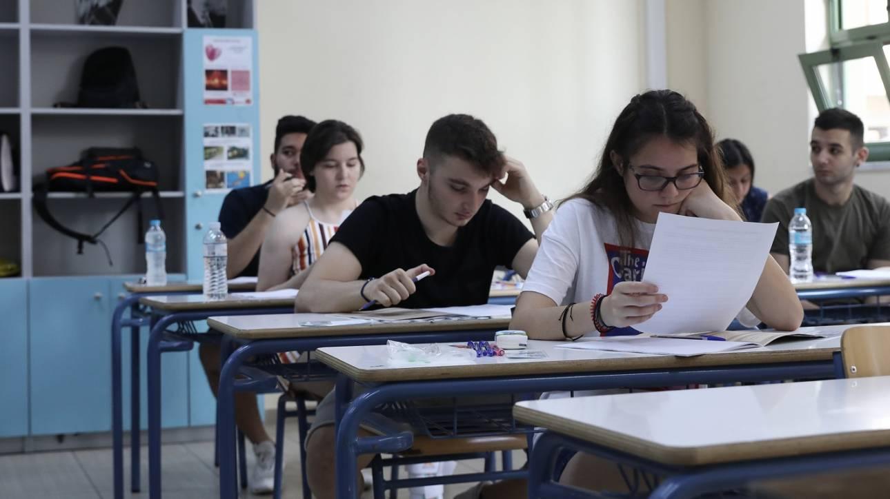 Πανελλήνιες εξετάσεις: Οι αλλαγές που φέρνει το νέο νομοσχέδιο
