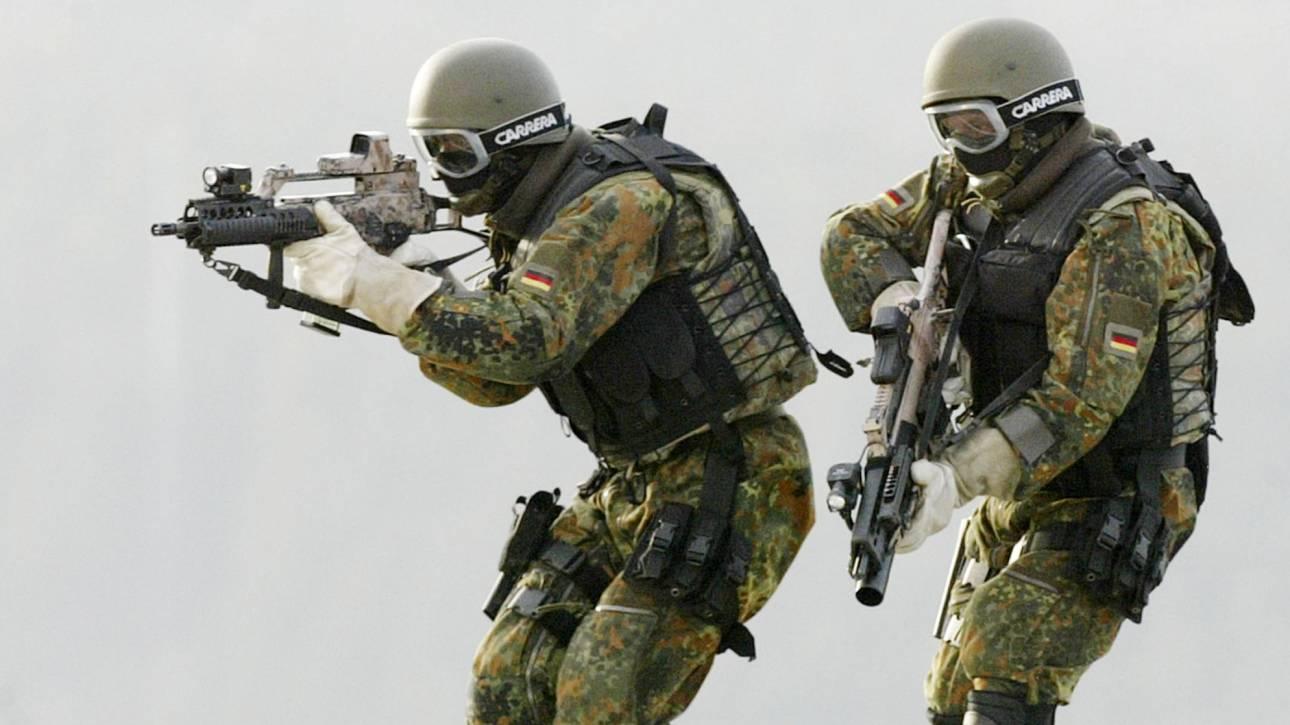 Γερμανικός στρατός: Σύλληψη ακροδεξιού σε σώμα επίλεκτων