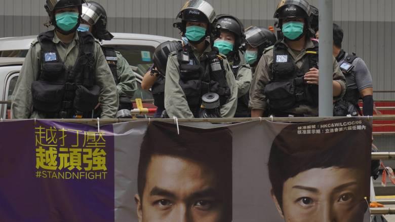 Χονγκ Κονγκ προς ΗΠΑ: Η απώλεια της αυτονομίας μας θα σας γυρίσει μπούμερανγκ