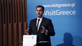 Χάρης Θεοχάρης στο CNNi: Στόχος μας η ασφάλεια των τουριστών και η υγεία των πολιτών μας
