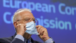Μπορέλ: Πλήγμα για την εμπιστοσύνη της ΕΕ προς την Κίνα η απόφαση για το Χονγκ Κονγκ
