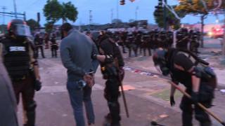 Μινεάπολη: Ελεύθερο το συνεργείο του CNNi - «Συγγνώμη» του κυβερνήτη της Μινεσότα