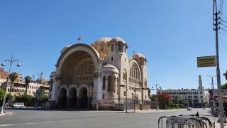 Το lockdown αποκάλυψε τις ομορφιές του Καΐρου: Καθάρισε η ατμόσφαιρα και ο ουρανός έγινε μπλε