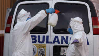 Μεξικό: Πάνω από 80.000 τα επιβεβαιωμένα κρούσματα κορωνοϊού στη χώρα