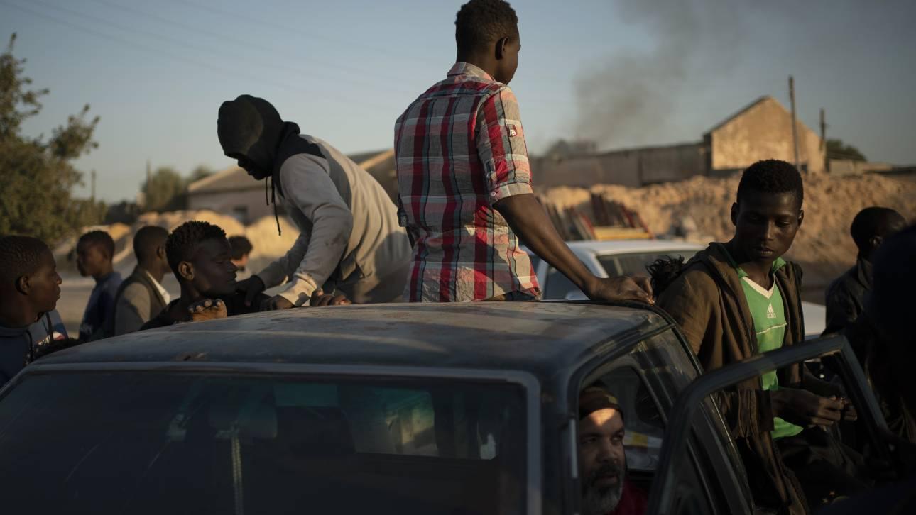 Λιβύη: Άγρια δολοφονία 30 μεταναστών – Τους απήγαγαν και τους βασάνισαν