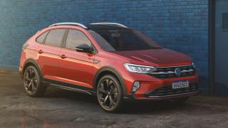 Το VW Nivus, το μικρό SUV κουπέ που παρουσιάστηκε στη Βραζιλία, θα έρθει του χρόνου στην Ευρώπη