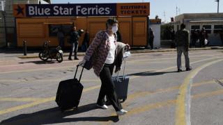 Κορωνοϊός: Τι αλλαγές εξετάζονται για τις ακτοπλοϊκές συγκοινωνίες μετά τις 15 Ιουνίου