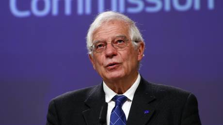 Μπορέλ: Δεν υπάρχουν διαπραγματεύσεις με την Τουρκία όσο συνεχίζει γεωτρήσεις