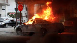 Δολοφονία Τζορτζ Φλόιντ: Απαγόρευση κυκλοφορίας σε Λος Άντζελες, Φιλαδέλφεια και Ατλάντα