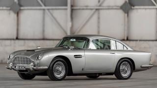 Αυτοκίνητο: H πιο κλασική Aston Martin του James Bond, η DB5, επιστρέφει