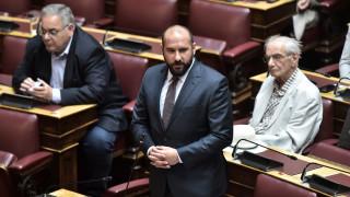 Τζανακόπουλος στο CNN Greece: Γροθιά στο στομάχι της ανθρωπότητας το «I can't breathe»