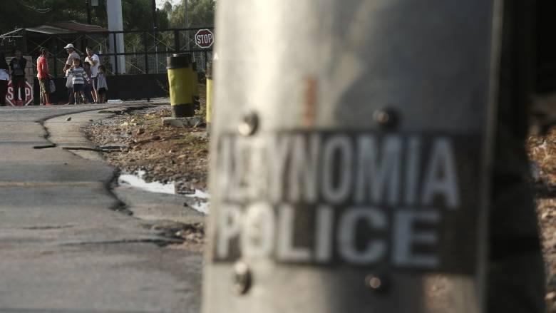 Ένταση στη Μαλακάσα για τις προσφυγικές δομές - Τραυματίες και προσαγωγές