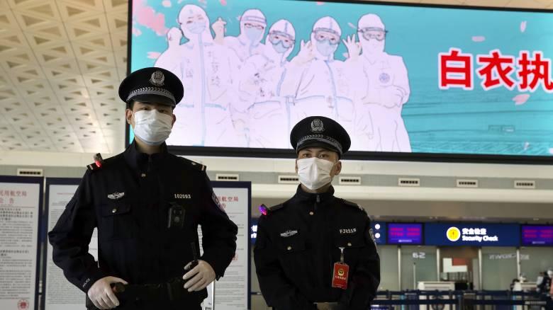 Κορωνοϊός: Γερμανός που ταξίδεψε στην Κίνα βρέθηκε θετικός - Δεν είχε κανένα σύμπτωμα