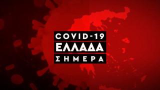 Κορωνοϊός: Η εξάπλωση του Covid 19 στην Ελλάδα με αριθμούς (31 Μαΐου)