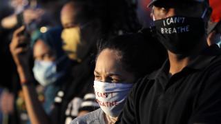 Δολοφονία Τζορτζ Φλόιντ: Διαδηλώσεις και στην Ευρώπη - Εκατοντάδες συλλήψεις και χάος στις ΗΠΑ