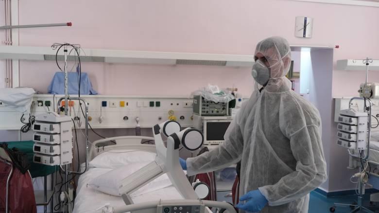 Κορωνοϊός: Κατέληξε μια 66χρονη στο «Σωτηρία» - Στους 176 οι νεκροί