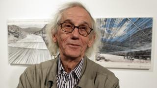 Πέθανε σε ηλικία 84 ετών ο καλλιτέχνης Christo