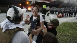 Χάος στις ΗΠΑ: Χιλιάδες διαδηλωτές αψήφησαν την απαγόρευση κυκλοφορίας