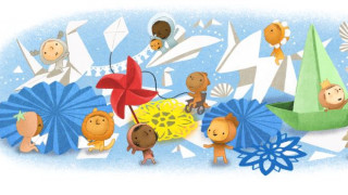 Παγκόσμια Ημέρα του Παιδιού 2020: Tο doodle της Google για τα παιδιά όλου του κόσμου