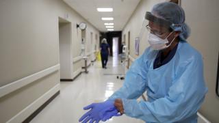 Κορωνοϊός: Αυξήθηκαν σε 104.356 οι νεκροί από τον ιό στις ΗΠΑ