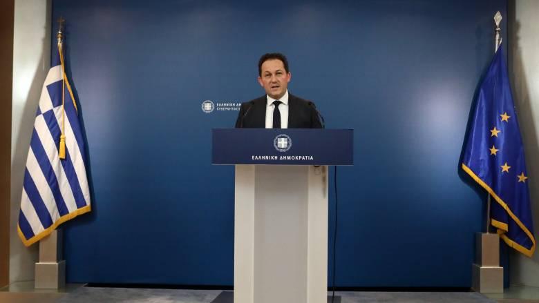 Πέτσας στο CNN Greece: Από τη γενναία μείωση των εισφορών θα ξεκινήσουν οι φοροελαφρύνσεις