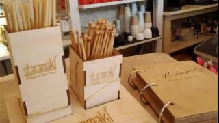 Φυσικά καλαμάκια και αναδευτήρια για τον καφέ και το ποτό στο Κιλκίς