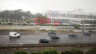 Καταιγιδοφόρο νέφος ύψους 10 χιλιομέτρων προκάλεσε την ισχυρή καταιγίδα στην Αττική