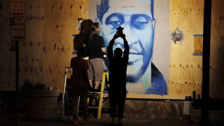 ΗΠΑ: «Ανθρωποκτονία» ο θάνατος του Τζορτζ Φλόιντ σύμφωνα με την ιατροδικαστική έκθεση