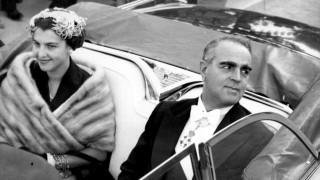 Πέθανε η πρώην σύζυγος του Κωνσταντίνου Καραμανλή, Αμαλία Μεγαπάνου