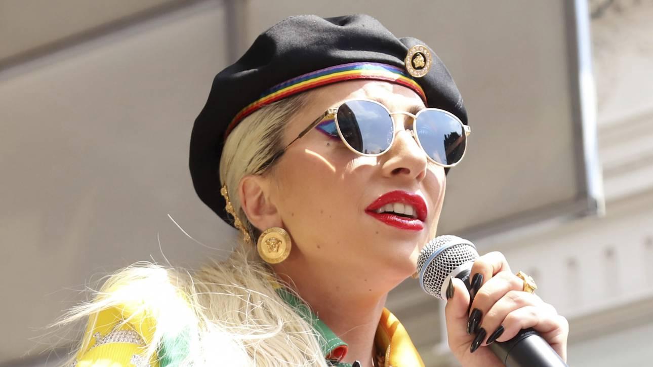 Lady Gaga: Είμαι μια λευκή προνομιούχα γυναίκα και λέω όχι στο ρατσισμό