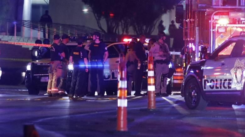 Δολοφονία Τζορτζ Φλόιντ: Αστυνομικός τραυματίστηκε από πυρά στο Λας Βέγκας