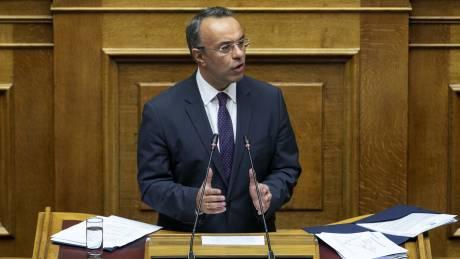 Σταϊκούρας: Υπό διαπραγμάτευση με την Ε.Ε. νέοι στόχοι το 2021