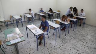 Πανελλήνιες εξετάσεις: Τα ποσοστά εισαγωγής για αποφοίτους προηγούμενων ετών