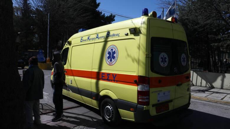 Θεσσαλονίκη: Τροχαίο στην Εγνατία - Μηχανή παρέσυρε πεζή