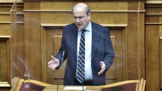 Χατζηδάκης: Επιβράβευση της προσπάθειας τα αποτελέσματα α' τριμήνου της ΔΕΗ
