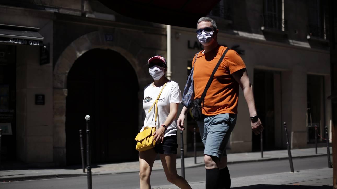 Κορωνοϊός - Γαλλία: Πάνω από 100 νεκροί για πρώτη φορά εδώ και 13 ημέρες