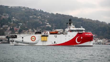 Τον χάρτη για τις έρευνες υδρογονανθράκων έδωσε στη δημοσιότητα η Τουρκία
