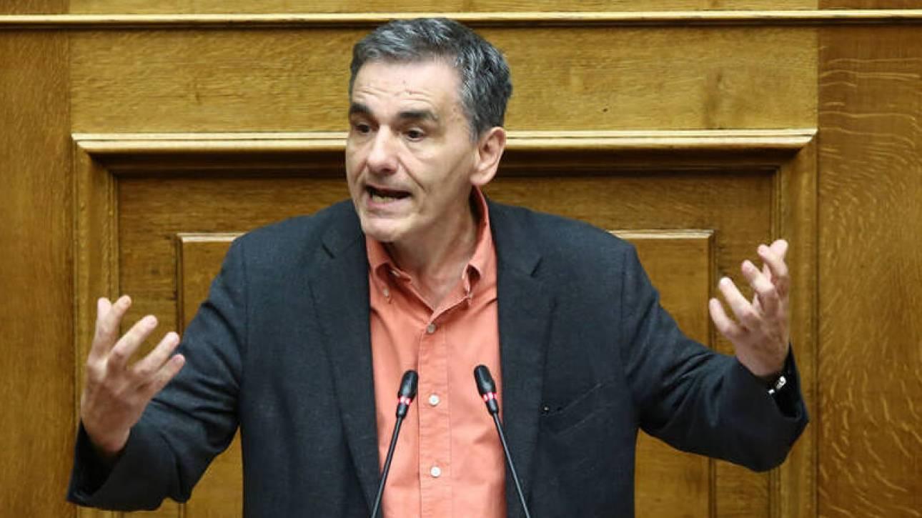 Εκτεταμένη συζήτηση στη Βουλή και στην κοινωνία για το ευρωπαϊκό πακέτο ζητά ο Τσακαλώτος
